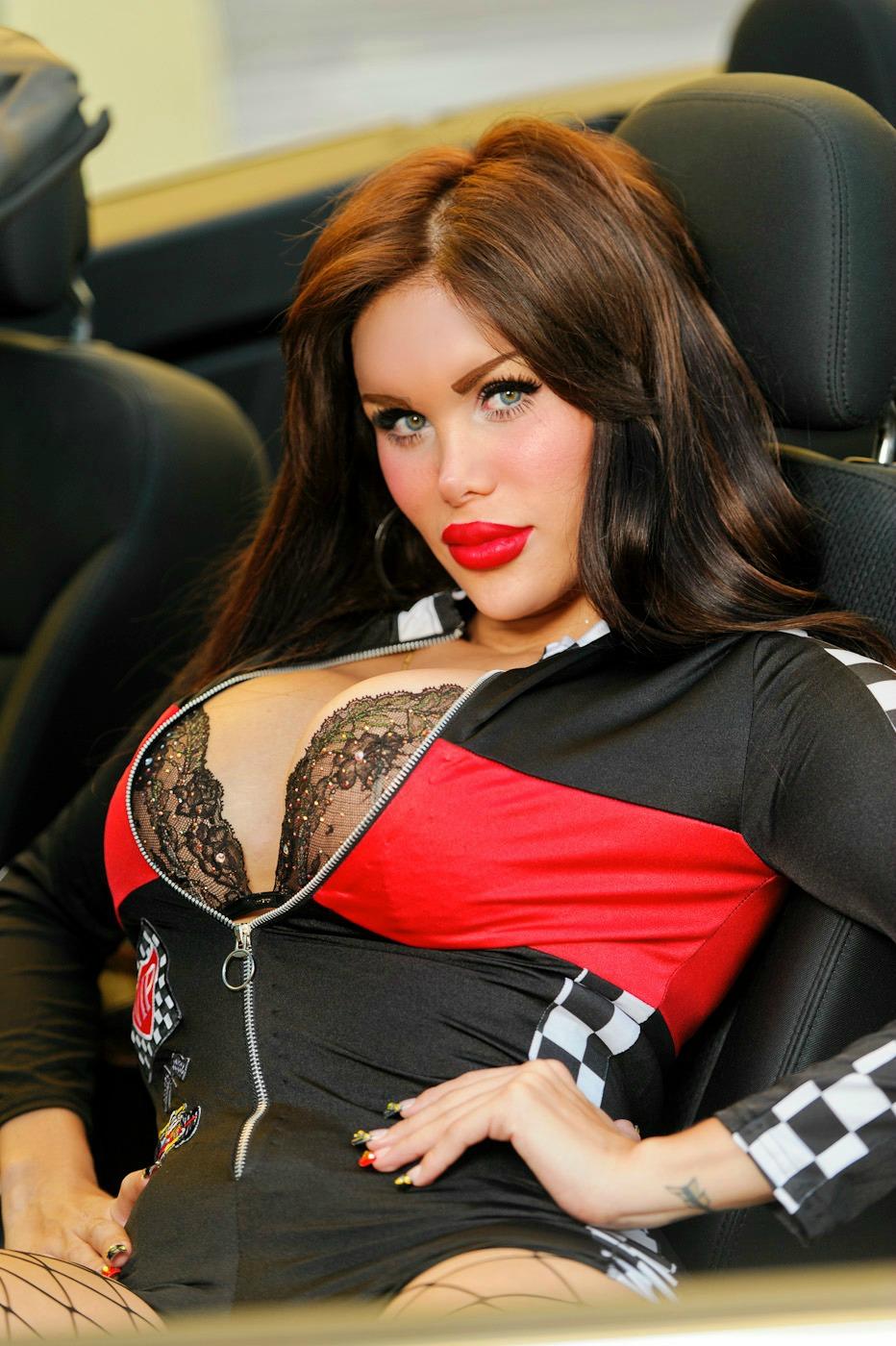 Le meilleur: vanessa escort trans